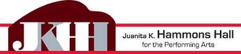 Seating Chart Juanita K Hammons Hall For The Performing