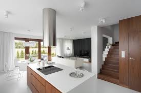 modern architectural interior design. Combines Natural Materials With Modern Living House Designs . Architectural Interior Design