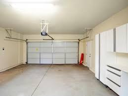 removing garage rust and oil stains diy