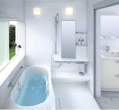 modern bathrooms designs for small spaces. Small Space Bathroom Design Pleasing Spaces Inspiring Nifty Ideas Visi Build Unique Modern Bathrooms Designs For E