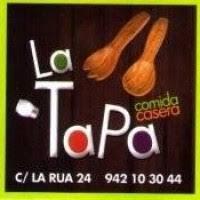 Menu Del Restaurante Fotografía De LA TAPA Castro Urdiales La Tapa Castro Urdiales