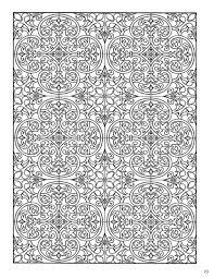 Decorative Tile Designs Dover Decorative Tile Coloring Book Dover Coloring Pinterest 89