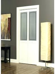 custom size doors frosted half glass pine 1 8 thick louvered bifold closet oak interior are
