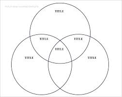Free Venn Diagram Template With Lines Double Venn Diagram Template Askwhatif Co