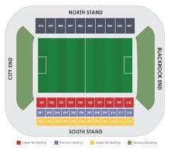 Mackey Arena Seating Chart Mackey Arena Seating Chart New Cork Gaa Ficial Website