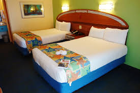 Tour of a Standard Room at Disney s All Star Music Resort