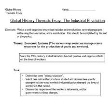 global history thematic essay global history geography thematic essays by gary staiger tpt
