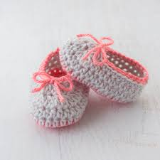 Crochet Baby Shoes Pattern Free Unique Decorating