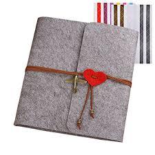 Forusky 60 Pages 23 6 X 24 7 Cm Diy Scrapbook Wedding Anniversary