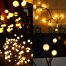 string lighting indoor. String Lighting Indoor. Qiilu Led Light Indoor Bedroom 2.5m/8.2ft Flexible Z