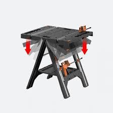 pegasus folding work table sawhorse