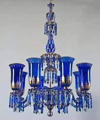 turquoise crystal chandelier blue vintage crystal chandelier photographic