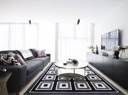 Lovely Grey Black White Living Room 81 With A Lot More Home Design Styles  Interior Ideas with Grey Black White Living Room