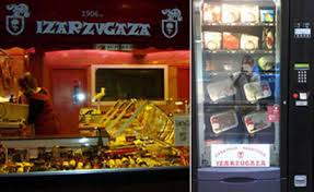 24 Hour Vending Machine Store Magnificent Meat Machine Butcher Installs Meat Vending Machine For 48Hour