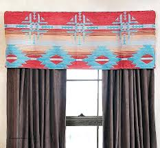 D Southwestern Window Treatments Curtains Awesome Best  Valances Ideas On Treatment