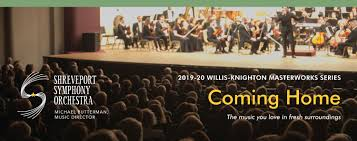 2019-20 Season Overview | Shreveport Symphony Orchestra