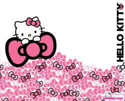 Hello Kitty Pink Ribbon - Hello Kitty Pink Ribbon ...