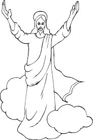 Small Picture Free Printable Jesus Coloring Pages For Kids With Of itgodme