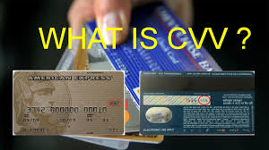 what is cvv code