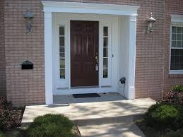 Hang a Pre Hang the Front Door with Sidelights | All Design Doors ...