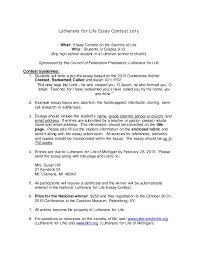 Pro Euthanasia Essay Lfl Life Essay Contest High School