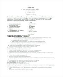 Here Are Property Manager Resume – Goodfellowafb.us