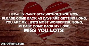 I Love You Quotes For Boyfriend Unique Missing You Messages For Boyfriend