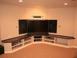 creative diy corner tv stand designs