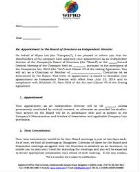 16+ Sample Appointment Letter Templates | Free & Premium Templates