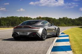 2018 Aston Martin Vantage: Tasty Rear Three-quarter View  S