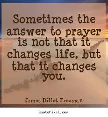 Quotes About United Prayer 40 Quotes Extraordinary Quotes On Prayer