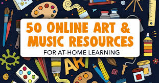 The music staff is the foundation for music notation, consisting of a set of five horizontal lines and the four spaces that are between the lines. 50 Online Art And Music Resources To Help Kids Learn And Create From Home