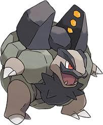 Pokemon 16076 Alolan Golem Pokedex Evolution Moves