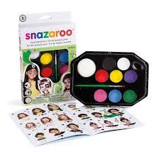 snazaroo face painting kit uni