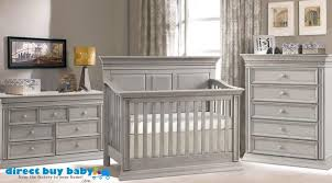 elegant baby furniture. Plain Furniture Elegant Distressed Grey Rustic Nursery Set Direct Baby Furniture Chic  Venice Convertible Crib And Dresser White Inside S