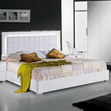 Top Contemporary Italian Bedroom Furniture Of Modern High Gloss Beds Designer