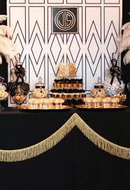 diy wedding great gatsby decor ideas