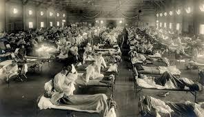 دنیاگیری آنفلوانزای اسپانیایی در سال 1918 یک سوم مردم جهان را درگیر کرد