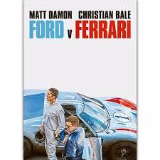 Ford v ferrari | carroll shelby speech at mustang launch. Ford V Ferrari Digital Hd Depop