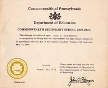 High School Deploma General Educational Development Wikipedia