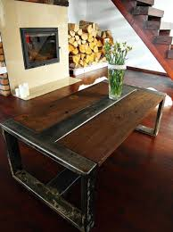 collection in industrial style coffee table with diy coffee table industrial vintage style metals