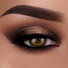 flattering ideas for light brown eyes makeup see more glaminati