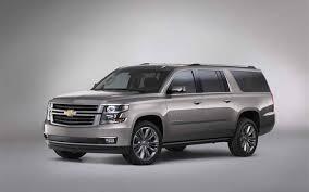 Chevrolet Suburban Mpg | Car Design Vehicle 2017