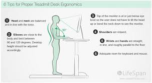 desk ergonomics for treadmill desks and standing workstations how to sit or stand at work