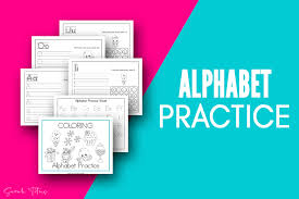 Letter c worksheet, here you will find a variety of educational material. Cute Art Coloring Alphabet Writing Practice Worksheets 26 Pdf S Sarah Titus From Homeless To 8 Figures