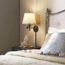 bedroom lighting wall mounted bedside