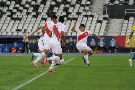 Copa America: Peru VS Colombia, the ...