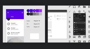 Material Design Iconography Material Design Redesigned Unix Commerce