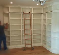 custom made bookcases. Wonderful Custom Contemporary Bookcases And Shelves White Painted By Paul Rene Furniture  Cabinetry Phoenix Scottsdale Az Intended Custom Made Bookcases I