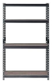muscle rack shelving steel unit only shipped with wire decking reviews muscle rack shelving the steel wire shelves